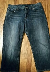 Lucky Brand cropped jeans sz.29